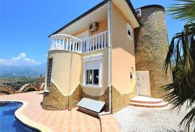 Image No.1-Villa / Détaché de 4 chambres à vendre à Kargicak