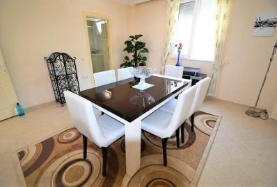lovely-dining-area--key-ready-sea-view-villa--alanya