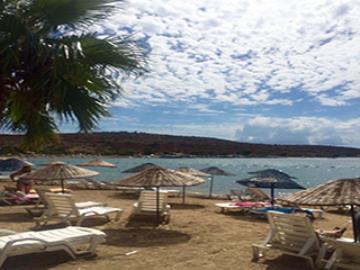gumbet-beach