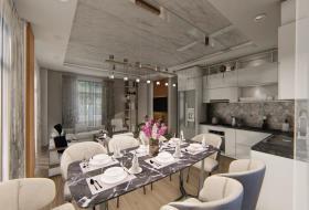 Image No.9-Villa / Détaché de 4 chambres à vendre à Belek