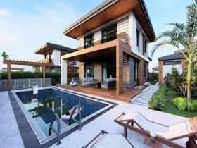 Image No.0-Villa / Détaché de 4 chambres à vendre à Belek