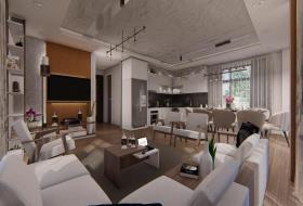 Image No.2-Villa / Détaché de 4 chambres à vendre à Belek