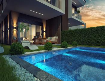 villa-at-night