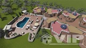 Image No.3-Villa de 2 chambres à vendre à Turre