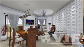 Image No.7-Villa de 2 chambres à vendre à Turre