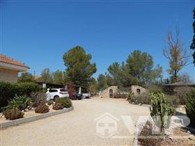 Image No.2-Villa de 4 chambres à vendre à Los Gallardos