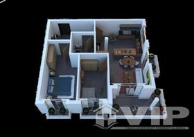 Image No.12-Appartement de 1 chambre à vendre à Turre