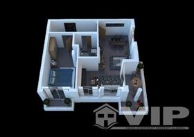 Image No.14-Appartement de 1 chambre à vendre à Turre