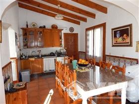 Image No.4-Villa de 4 chambres à vendre à Mojacar
