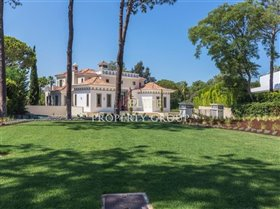 Image No.1-Villa de 6 chambres à vendre à Quinta do Lago
