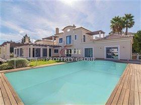 Image No.0-Villa de 4 chambres à vendre à Quinta do Lago