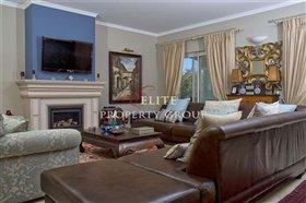 Image No.3-Villa de 4 chambres à vendre à Vale da Pinta