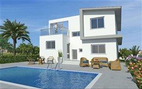 Image No.4-Villa de 3 chambres à vendre à Pervolia