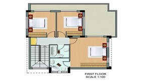 Image No.9-Villa de 4 chambres à vendre à Ayios Tychonas