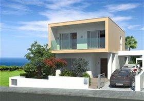 Image No.7-Villa de 3 chambres à vendre à Kato Paphos