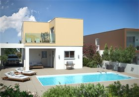Image No.8-Villa de 3 chambres à vendre à Kato Paphos