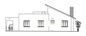 Image No.2-Villa de 3 chambres à vendre à Deryneia
