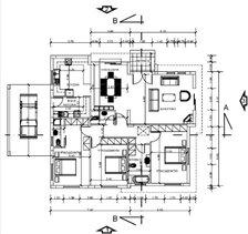 Image No.3-Villa de 3 chambres à vendre à Deryneia