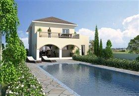 Image No.4-Villa de 4 chambres à vendre à Deryneia