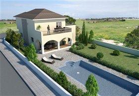 Image No.5-Villa de 4 chambres à vendre à Deryneia