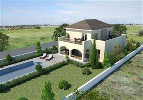 Image No.6-Villa de 4 chambres à vendre à Deryneia
