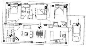 Image No.3-Bungalow de 3 chambres à vendre à Xylophaghou