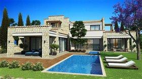 Image No.0-Villa de 3 chambres à vendre à Kouklia