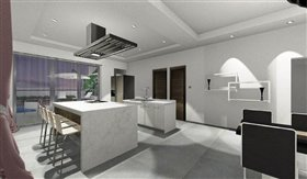 Image No.3-Villa de 4 chambres à vendre à Chloraka