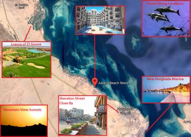 Juliana-Beach-Resort-Location-Map