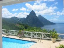 Image No.2-Villa de 4 chambres à vendre à Sainte Lucie