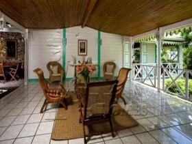 Image No.3-Maison / Villa de 3 chambres à vendre à Castries