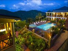 Image No.1-Villa de 8 chambres à vendre à Marigot Bay