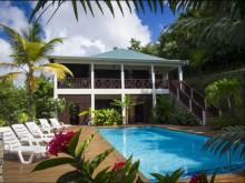 Image No.2-Villa de 8 chambres à vendre à Marigot Bay