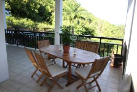 Image No.1-Maison / Villa de 3 chambres à vendre à Marigot Bay