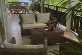 Image No.2-Maison / Villa de 3 chambres à vendre à Marigot Bay