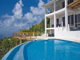 Image No.4-Maison / Villa de 6 chambres à vendre à Cap Estate