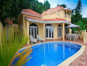 Rodney Bay, Villa