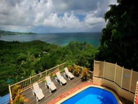 Image No.4-Villa de 4 chambres à vendre à Rodney Bay