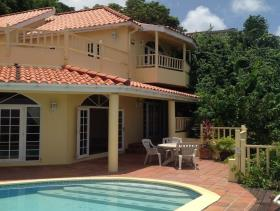 Image No.6-Villa de 4 chambres à vendre à Rodney Bay