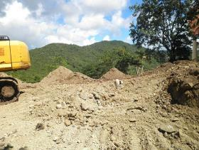 Image No.6-Terre à vendre à Marigot Bay