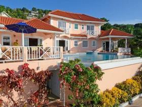 Cap Estate, Villa