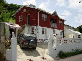 Trouya Beach, House