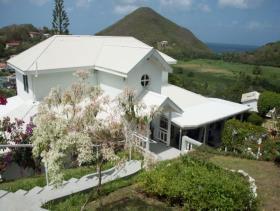 Gros Islet, House