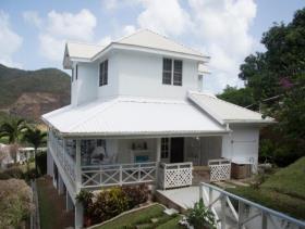 Image No.3-Maison de 2 chambres à vendre à Gros Islet
