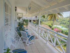 Image No.6-Maison de 2 chambres à vendre à Gros Islet