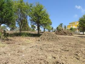 Vieux Fort, Land