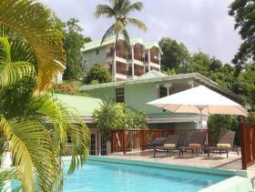 Image No.3-Un hôtel de 38 chambres à vendre à Marigot Bay