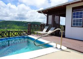 Image No.1-Villa de 4 chambres à vendre à Cap Estate