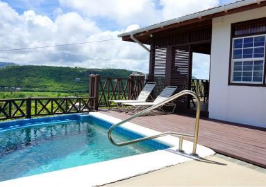St-Lucia-Homes---Villa-Cadasse---2nd-pool-2-