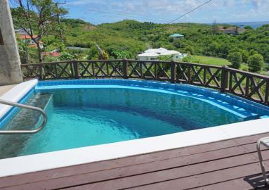 St-Lucia-Homes---Villa-Cadasse---2nd-pool-